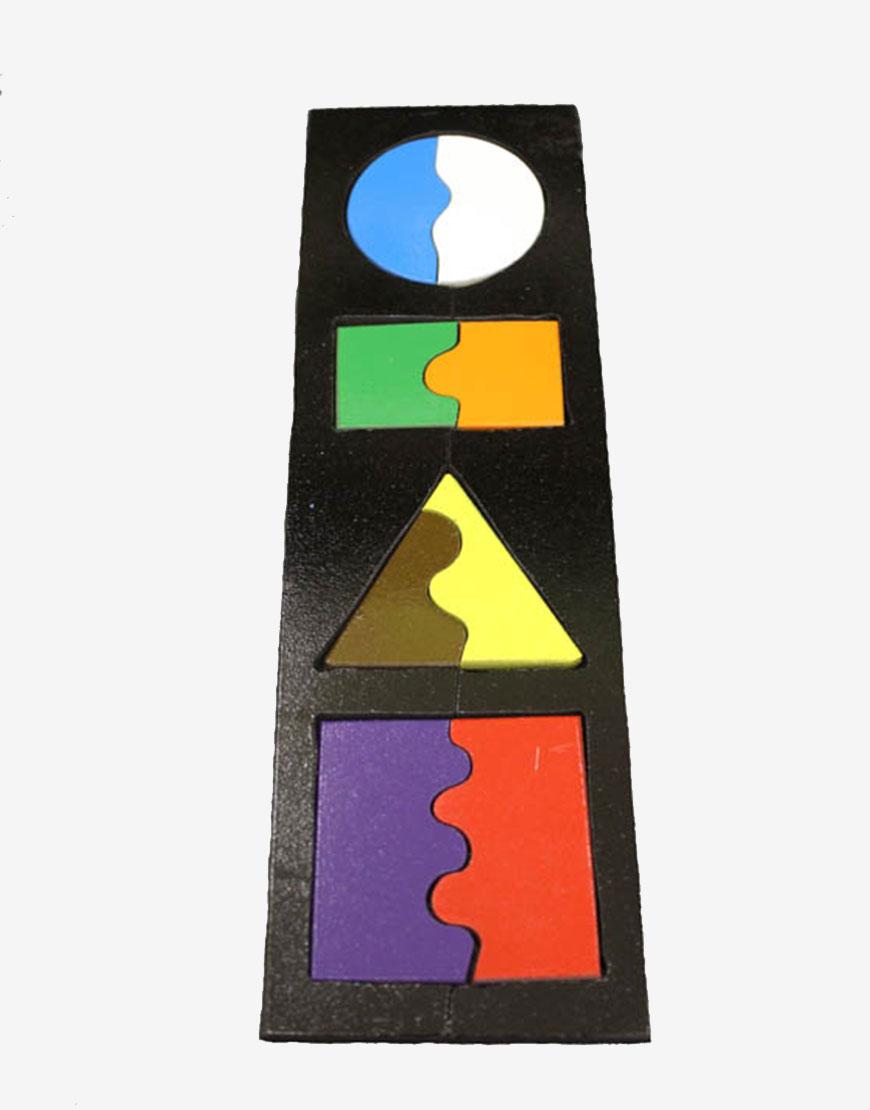 coloured-puzzle