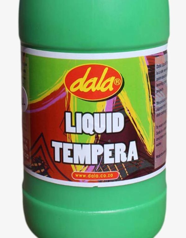 liquid tempera crop