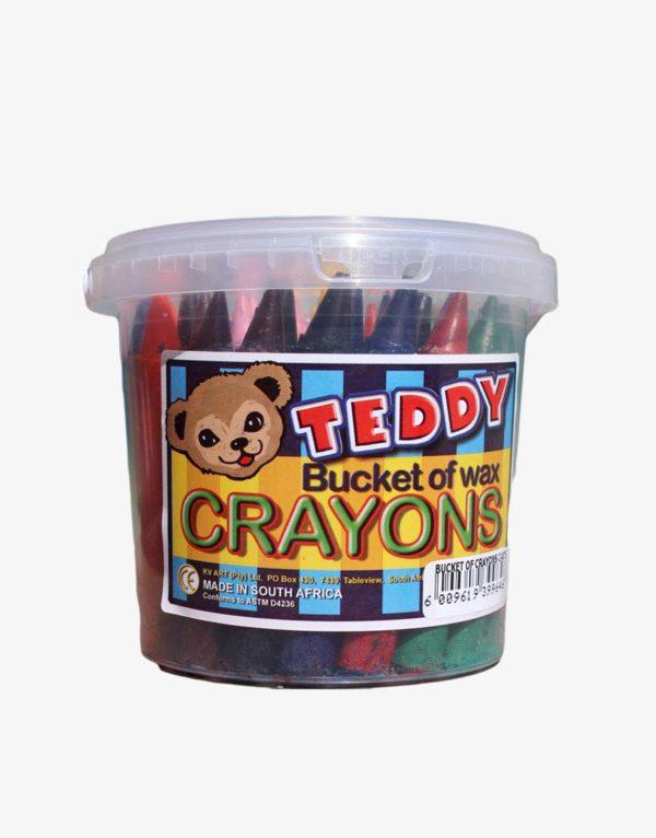 teddy crayons