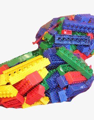 plastic lego